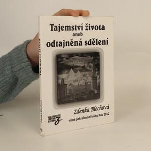 náhled knihy - Tajemství života aneb odtajněná sdělení