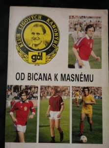 náhled knihy - Od Bicana k Masnému, Klub ligových kanonýrů (Obr, 80 s., il. O. Mašek)