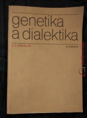náhled knihy - Genetika a dialektika (A4, Obr, 270 s.)