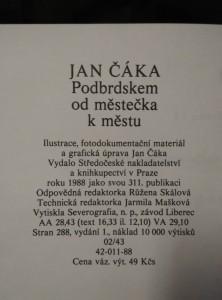 náhled knihy - Podbrdskem od městečka k městu (A4, 290 s., il a foto autor)