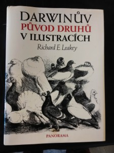 náhled knihy - Darwinův Původ druhů v ilustracích (A4, Ocpl, 224 s., 43 bar a 55 čb foto, 29 bar a 29 čb ilustr.)