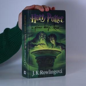 náhled knihy - Harry Potter a princ dvojí krve