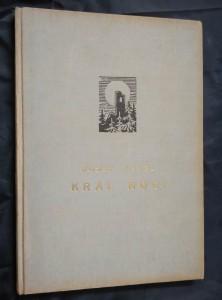 náhled knihy - Král noci - Románek šumavského výra (A4, Ocpl, il. F. Vrobel)