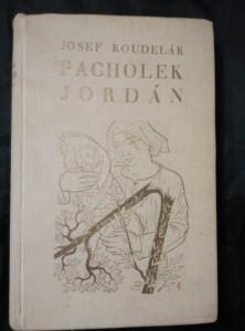 náhled knihy - Pacholek Jordán (Ocpl, 214 s., vaz F. Podešva)