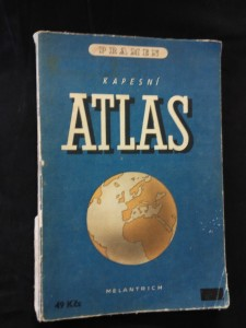 náhled knihy - Kapesní atlas (Obr, 24 s., +příl.)