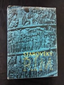 náhled knihy - Starověký Řím (Ocpl, 463 s., il. V. Matas)