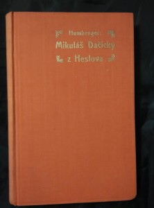 Mikuláš Dačický z Heslova (Ocpl, 244 s.)
