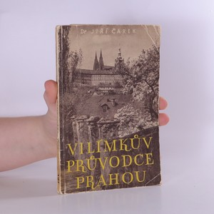 náhled knihy - Vilímkův průvodce Prahou