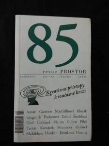 náhled knihy - Prostor 85 (Obr, 152 s.)