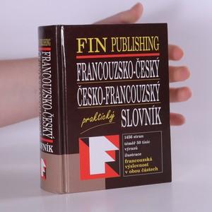 náhled knihy - Francouzsko-český, česko-francouzský praktický slovník