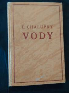 náhled knihy - Vody (A4, Ocpl, 136 s., 120 vyobr.)