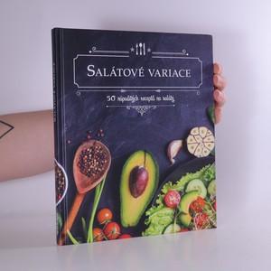 náhled knihy - Salátové variace