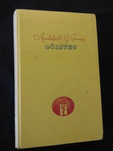 náhled knihy - Očistec (Ocpl, 368 s., vaz. J. Štyrský, typo S. Kohout, b. ob.)