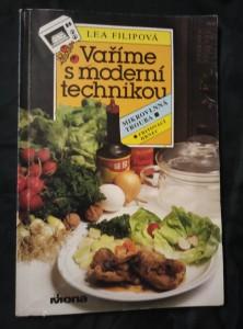 náhled knihy - Vaříme s moderní technikou Obr., 96 s., foto)