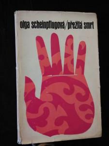 náhled knihy - Přežitá smrt (Ocpl, 188 s., ob. + front. K. Teissig)