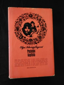 náhled knihy - Poslední kapitola (Ocpl, 284 s.)