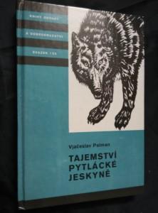 náhled knihy - Tajemství pytlácké jeskyně (KOD sv. 155, lam, 232 s., il. J. Hořánek)
