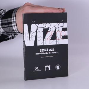 náhled knihy - Česká vize. Hledání identity 21. století