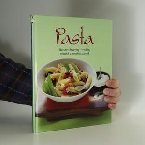 náhled knihy - Pasta : Italské těstoviny