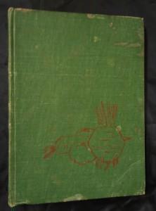 náhled knihy - Zeleninová mísa (Ocpl, 160 s., il. F. Tručka)