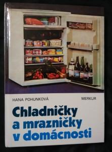 náhled knihy - Chladničky a mrazničky v domácnosti (zásady, recepty)