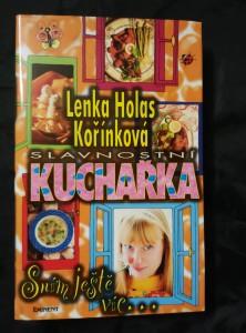 náhled knihy - Slavnostní kuchařka (lam, 336 s., foto D. Holas)