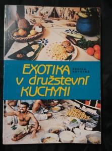 náhled knihy - Exotika v kuchyni