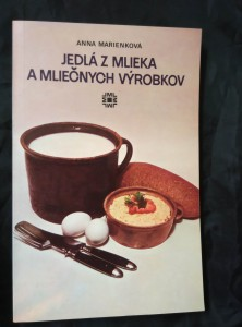 Jedlá zmlieka a  mliečnych výrobkov