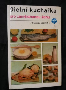 náhled knihy - Dietní kuchařka pro zam. ženu