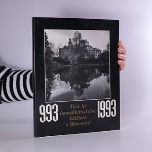náhled knihy - Tisíc let benediktinského kláštera v Břevnově