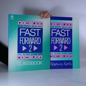 náhled knihy - Fast forward 2. Classbook and resource book (2 svazky)