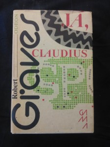 náhled knihy - Já, Claudius (Ocpl, 396 s., ob., vaz a typo J. Rathouský)