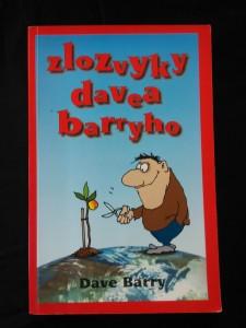 náhled knihy - Zlozvyky Davea Barryho (Obr, 240 s.)