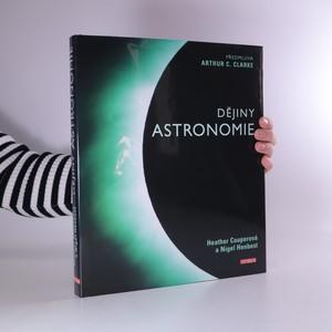 náhled knihy - Dějiny astronomie