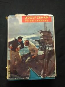 náhled knihy - Piráti svobody