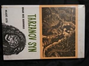 náhled knihy - Tarzanov syn (lam, 256 s.)