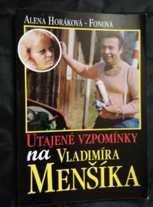 náhled knihy - Utajené vzpomínky na Vladimíra Menšíka (Obr, 138 s.)