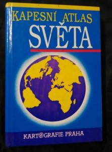 náhled knihy - Kapesní atlas světa (lam, 288 s.)