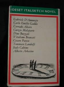 náhled knihy - Deset italských novel