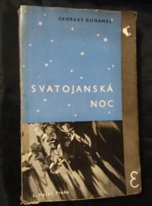 náhled knihy - Svatojánská noc