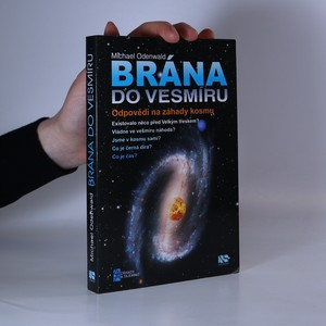 náhled knihy - Brána do vesmíru : odpovědi na záhady kosmu