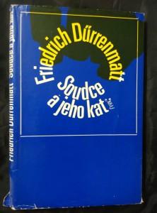 náhled knihy - Soudce a jeho kat, Podezření