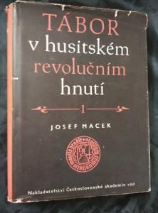 náhled knihy - Tábor v husitském revolučním hnutí