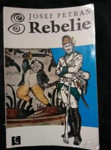 náhled knihy - Rebelie