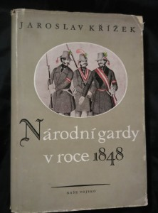 náhled knihy - Národní gardy v roce 1848