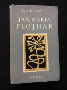 náhled knihy - Jan Maria Plojhar
