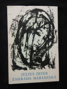 náhled knihy - Zahrada Mariánská (Ocpl., 130 s., ob, il, vaz J. Vrbová)