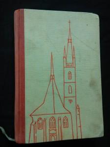 náhled knihy - Petr a Pavel - Život jednoho kostela (Čáslav, Oppl, 230 s., 33 kres. J. Brože, b. ob.)