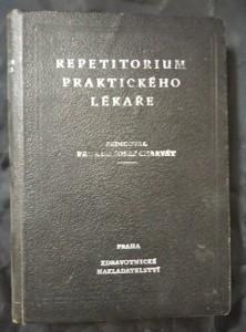 Repetitorium praktického lékaře (Ocpl,  1072 s.)