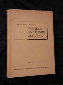 Přehled anatomie člověka (A4, Ocpl, 594 s.)